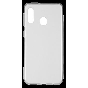 Funda Gel Samsung S4 i9500 Blanca
