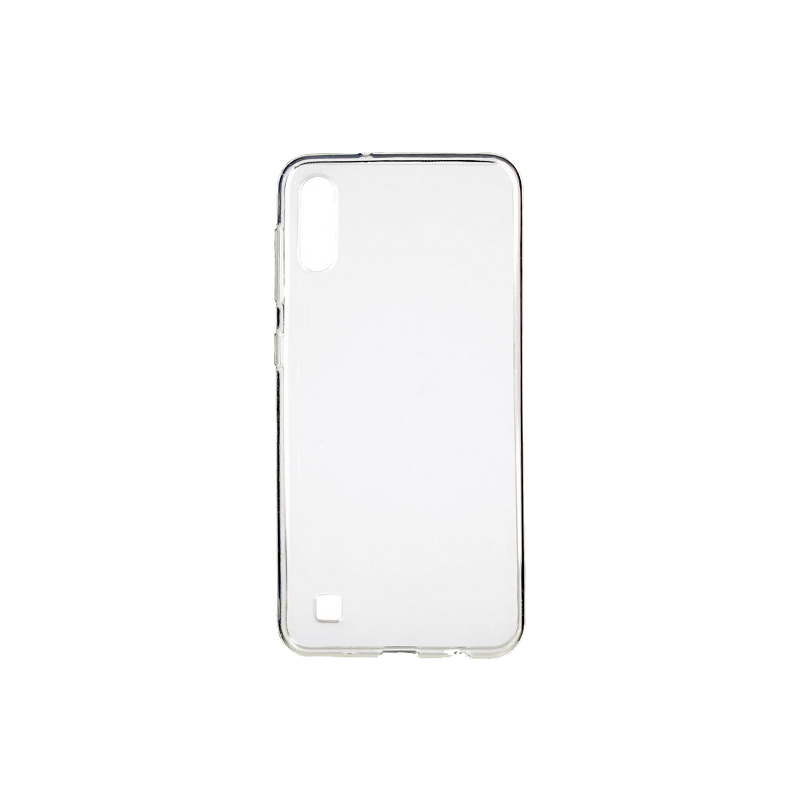 Funda Gel Samsung Core i8260 Rayadas Morada