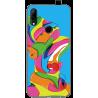 Funda Libro Samsung S4 Mini i9190 Rosa
