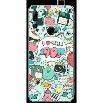 Funda Gel Samsung S3 Mini i8190 Fluor Negra