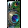 Funda Libro Dibujo Samsung Trend 2 G313H Circulo Corazones