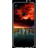 Funda Libro Ventana Samsung Ace 4 G357 Rosa