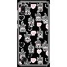 Funda Libro Samsung Mini S5570 Rosa
