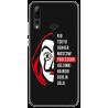 Funda Libro Ventana Nokia 520 Negra