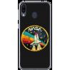Carcasa Iphone 6 Transparente Borde Rosa