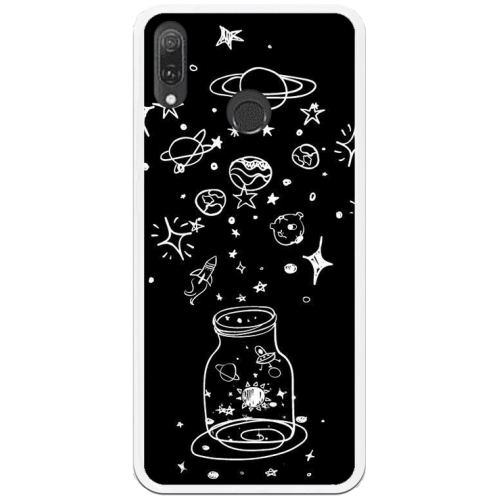 Funda Libro Samsung Mini S5570 Blanco