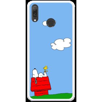 Funda Gel Huawei P8 Lite Rosa