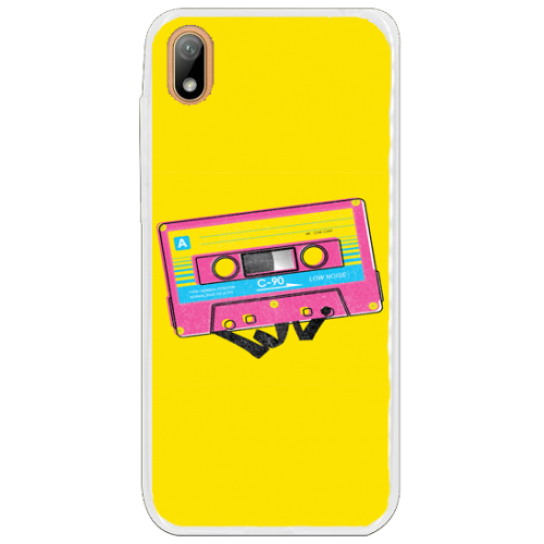 Funda Libro Ventana Vodafone Smart 4 Fun Negra