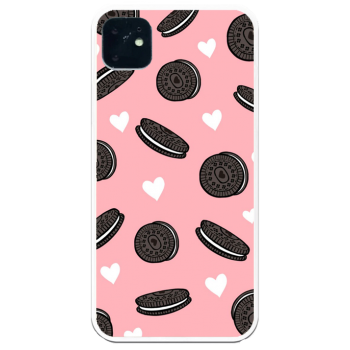 Funda Gel BQ X5 Plus Rosa