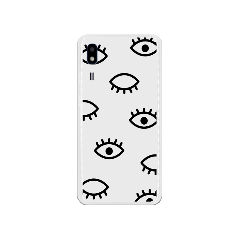 Funda Libro Dibujo Samsung Core Prime G360 Reyection