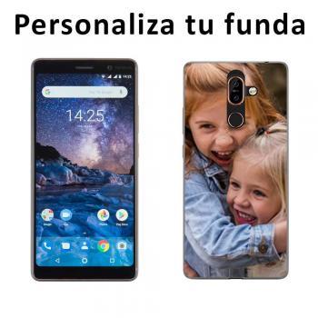 Funda Gel Huawei G7 Blanca