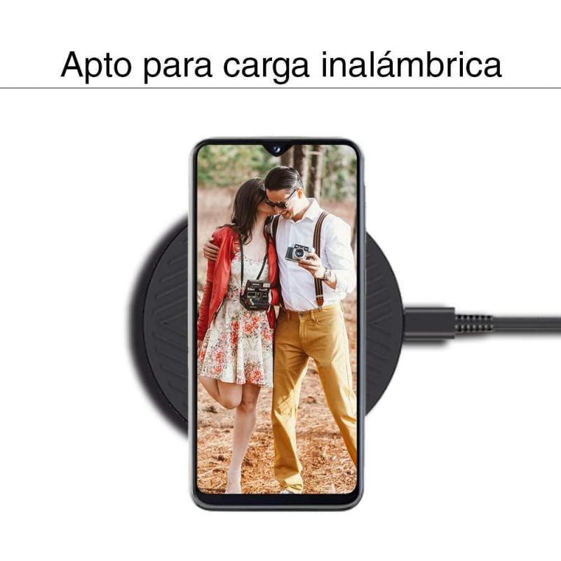 Funda Gel iphone 5C Hada Negra Mod 5