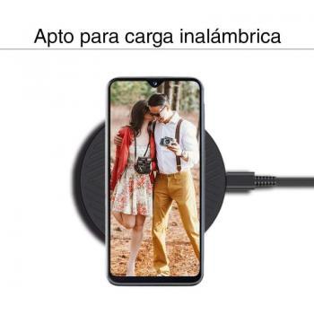 Funda Gel Samsung S6 Edge Hada Negra Mod 5
