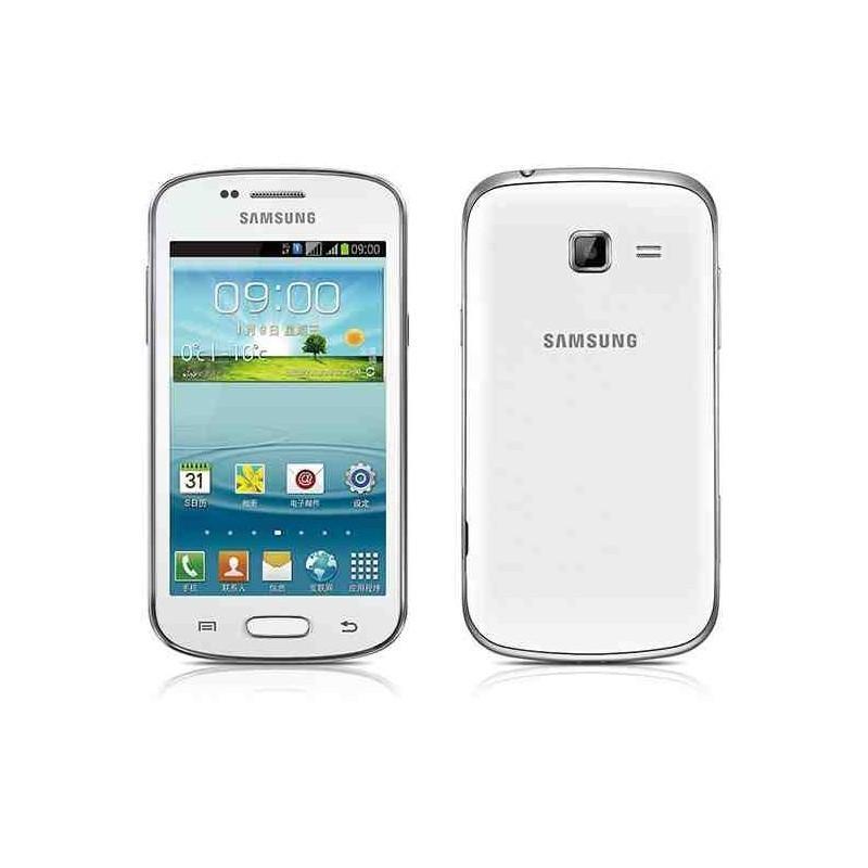 15ba6c8158a Protector Cristal Samsung Trend - Trend Plus S7560