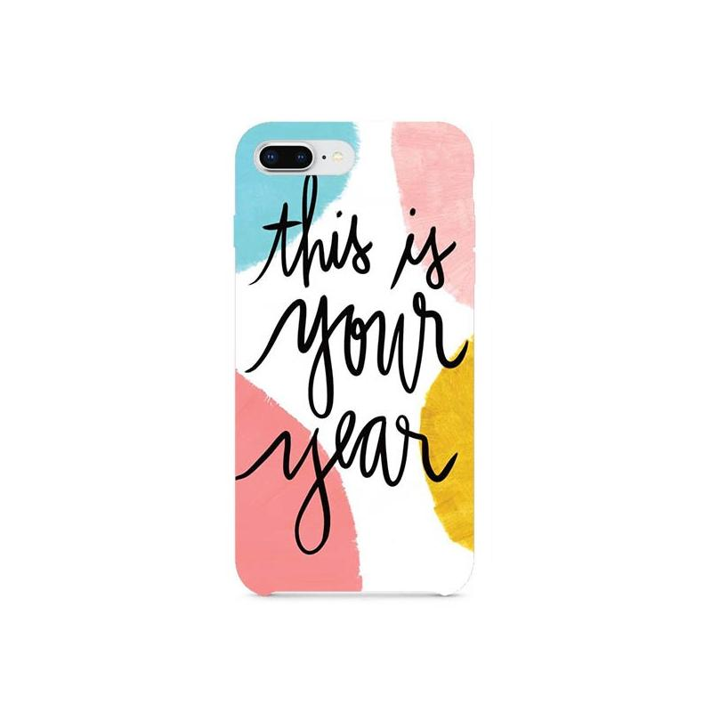 6e042298e5c Funda Gel Moo iPhone 6 Plus This Is Your Year